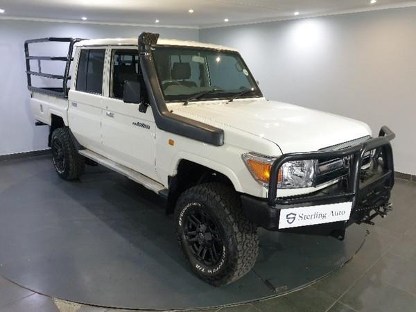 2013 Toyota Land Cruiser 79 4.2d Pu Dc  Gauteng Pretoria_0