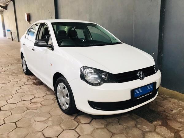 2013 Volkswagen Polo Vivo 1.6 Gauteng Silverton_0