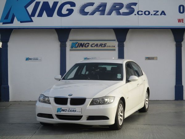 2007 BMW 3 Series 320i At e90  Eastern Cape Port Elizabeth_0