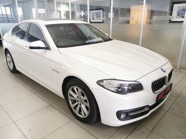 2014 BMW 5 Series 520i Auto Kwazulu Natal Durban_0