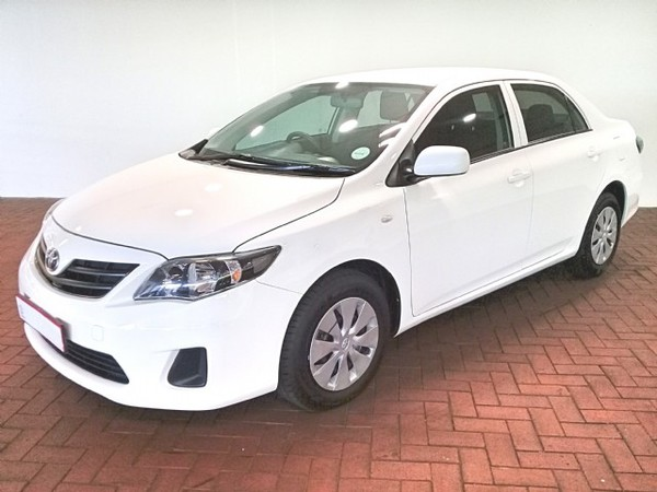 2020 Toyota Corolla Quest 1.6 Kwazulu Natal Umhlanga Rocks_0