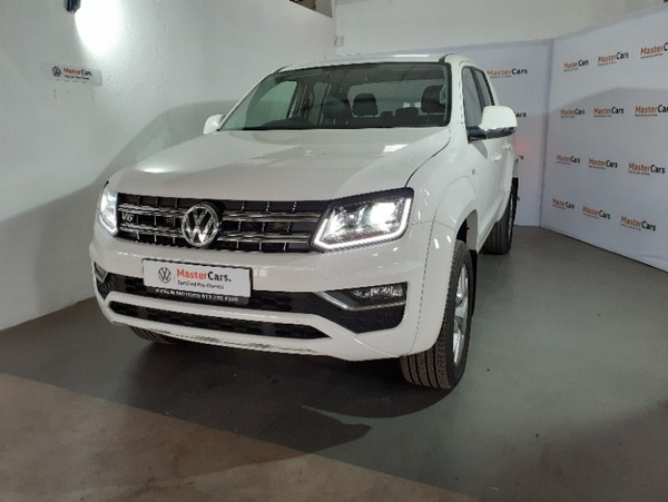 2020 Volkswagen Amarok 3.0 TDi Highline 4Motion Auto Double Cab Bakkie Mpumalanga Nelspruit_0
