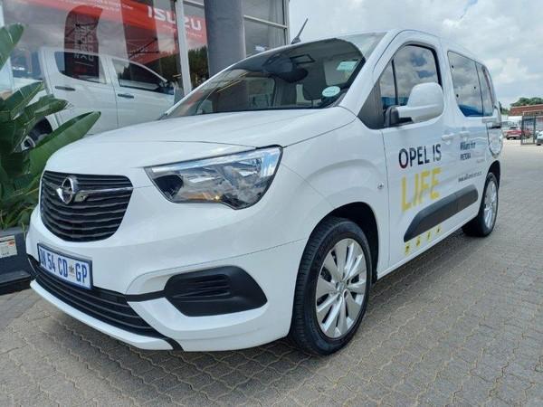 2020 Opel Combo Life Enjoy 1.6TD FC PV Gauteng Pretoria_0
