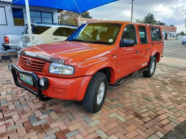 2004 Mazda B-Series B 2500 TD Drifter SLE Bakkie Double cab North West Province Rustenburg_0