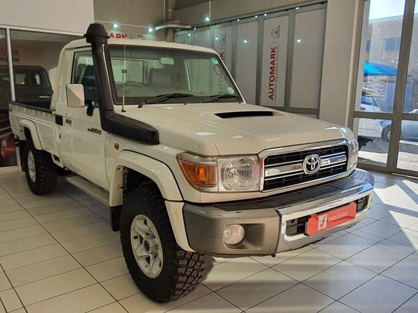 2016 Toyota Land Cruiser 70 4.5D Single cab Bakkie Gauteng Pretoria_0