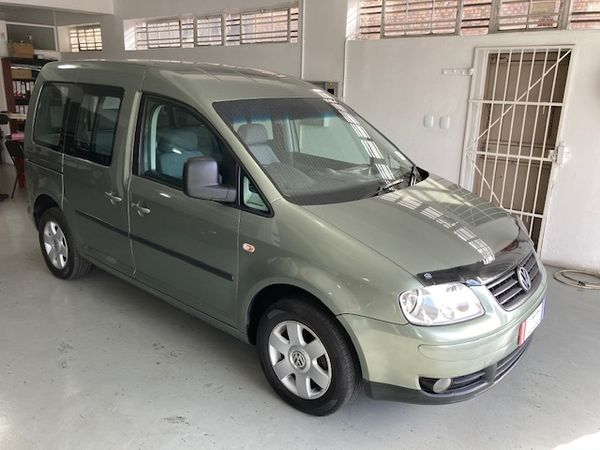 2009 Volkswagen Caddy Kombi 1.9 Tdi Trend  Mpumalanga Nelspruit_0