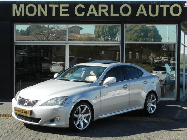 2008 Lexus IS 250 Se At  Gauteng Sandton_0