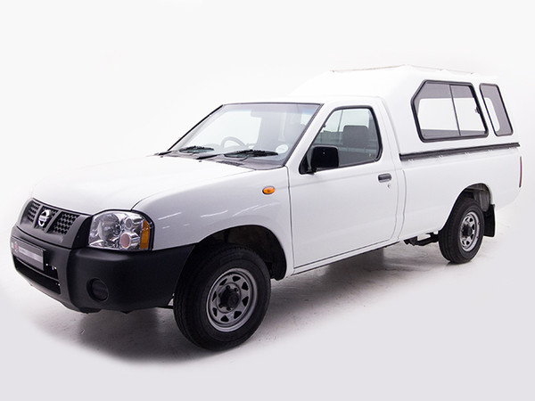 2018 Nissan NP300 Hardbody 2.0i LWB Single Cab Bakkie Gauteng Boksburg_0