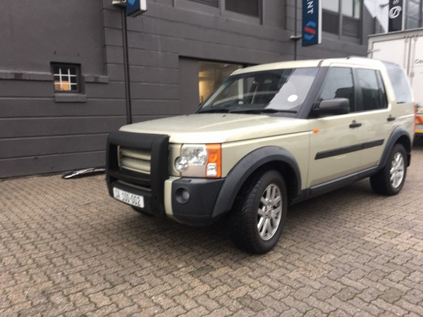 2007 Land Rover Discovery 3 Td V6 Se At  Western Cape Cape Town_0