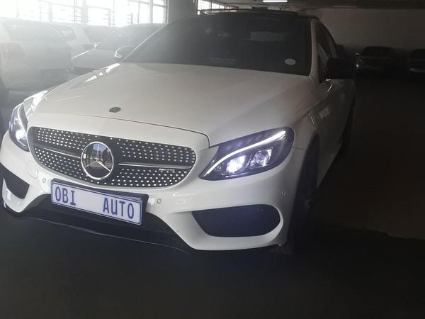 2018 Mercedes-Benz C-Class AMG C43 4MATIC Gauteng Johannesburg_0