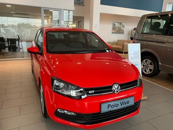 2020 Volkswagen Polo Vivo 1.0 TSI GT 5-Door Kwazulu Natal Richards Bay_0