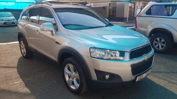 2012 Chevrolet Captiva 2.4 Lt  Gauteng Randburg_0