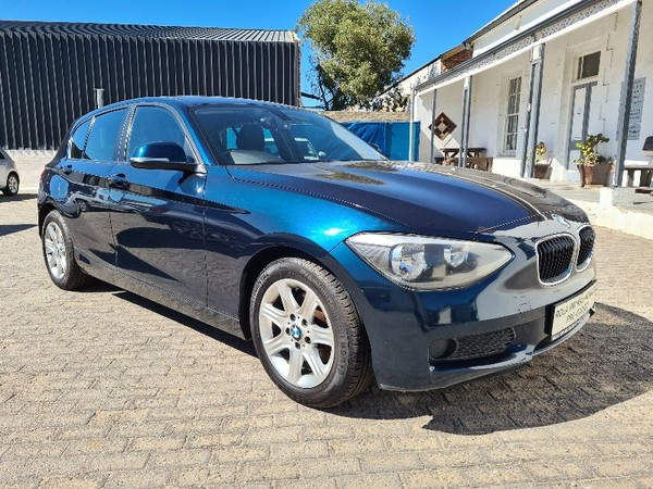 2012 BMW 1 Series 118i 5dr At f20  Western Cape Malmesbury_0