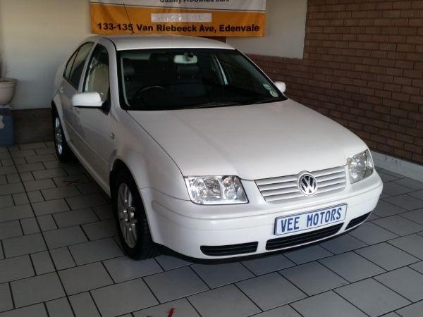 2004 Volkswagen Jetta 4 2.0 At Highline  Gauteng Edenvale_0