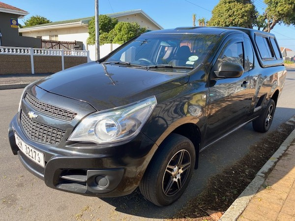 2015 Chevrolet Corsa Utility 1.4 Sc Pu  Western Cape Goodwood_0