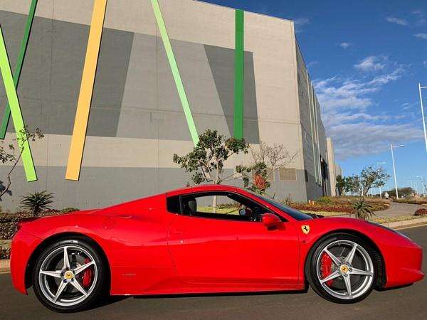 2012 Ferrari 458 458 ITALIA SPIDER FERRARI WARRANTY  Kwazulu Natal Umhlanga Rocks_0