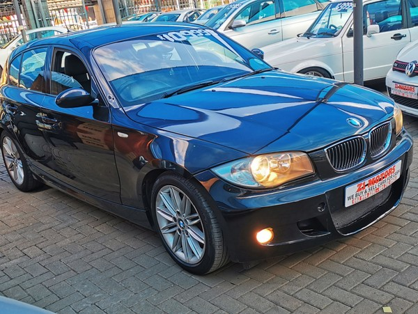 2009 BMW 1 Series 130i Sport e87  North West Province Brits_0