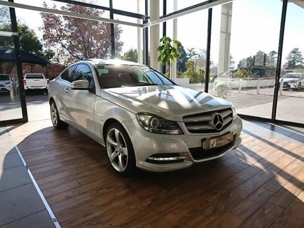 2016 Mercedes-Benz C-Class C250 Be Coupe At  Gauteng Bryanston_0
