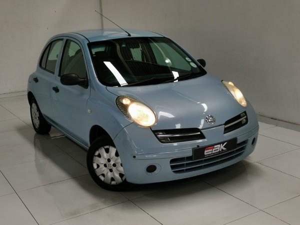 2007 Nissan Micra 1.4 Visia 5dr d6273  Gauteng Rosettenville_0