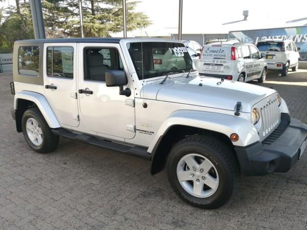 2009 Jeep Wrangler 2.8 Crd Unltd Sahar At  Mpumalanga Ermelo_0