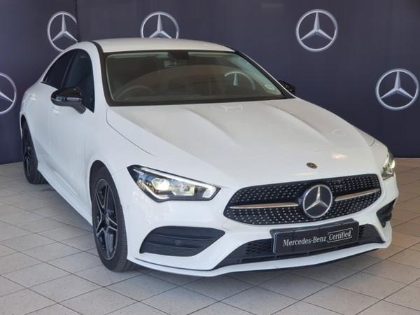 2020 Mercedes-Benz CLA CLA220d Auto Gauteng Sandton_0