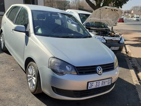 2010 Volkswagen Polo Vivo 1.6 Gauteng Johannesburg_0
