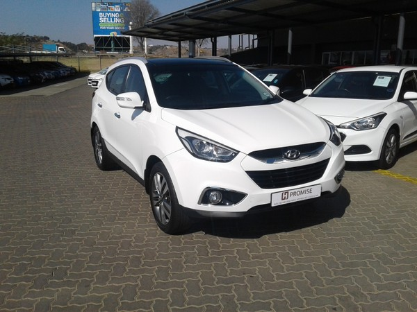 2015 Hyundai iX35 2.0 Elite Auto Gauteng Roodepoort_0