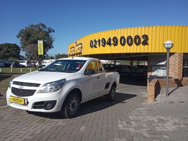 2017 Chevrolet Utility 1.4 Ac Pu Sc  Western Cape Bellville_0