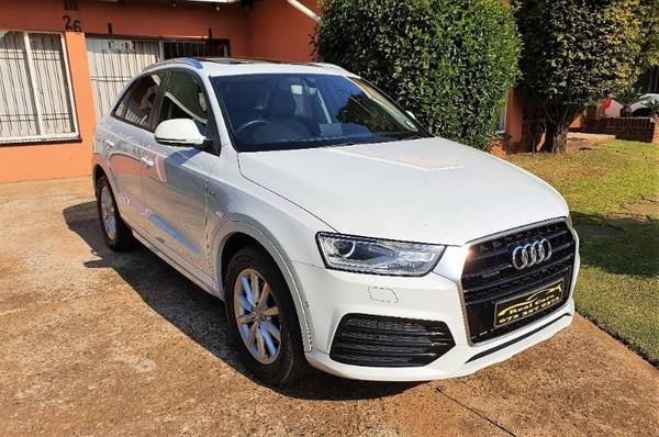2015 Audi Q3 2.0T FSI QUATT Stronic 132KW Gauteng Springs_0