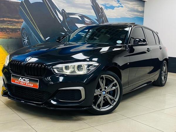 2016 BMW 1 Series M135i M SPORT AUTO FACELIFT EXTENEDED PLAN Gauteng Benoni_0