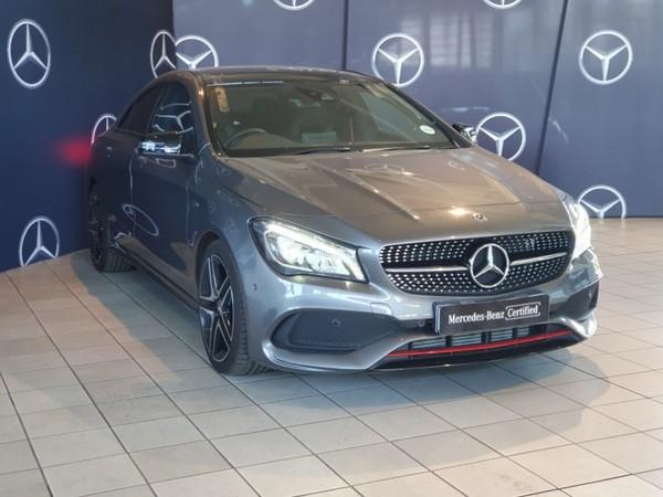2020 Mercedes-Benz CLA-Class 250 Sport 4MATIC Gauteng Sandton_0
