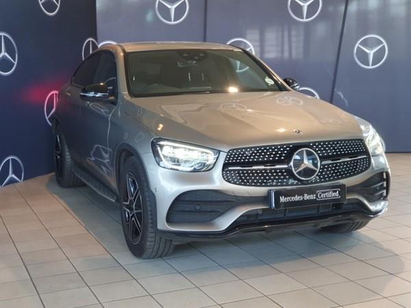 2020 Mercedes-Benz GLC Coupe 220d 4MATIC Gauteng Sandton_0