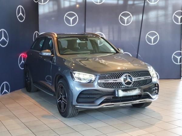 2020 Mercedes-Benz GLC 220d 4MATIC Gauteng Sandton_0