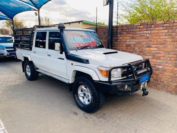 2016 Toyota Land Cruiser 70 4.5D Double cab Bakkie Gauteng Pretoria_0
