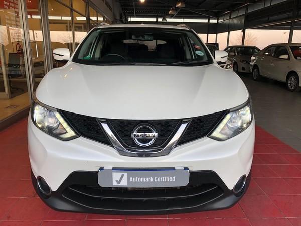 2016 Nissan Qashqai 1.6 dCi Acenta Auto Gauteng Edenvale_0