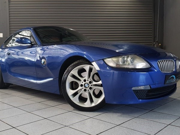 2007 BMW Z4 Coupe 3.0si At  Gauteng Bryanston_0