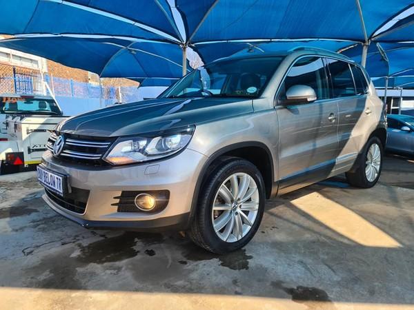 2012 Volkswagen Tiguan 2.0 Tdi Sprt-styl 4mot Dsg  Gauteng Centurion_0