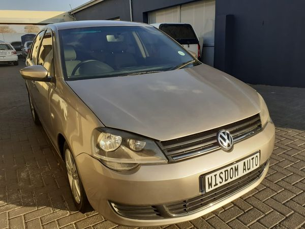 2015 Volkswagen Polo Vivo 1.6 Gauteng Johannesburg_0