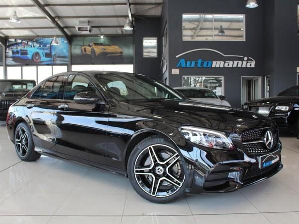 2019 Mercedes-Benz C-Class C200 AMG line Auto Gauteng Kyalami_0