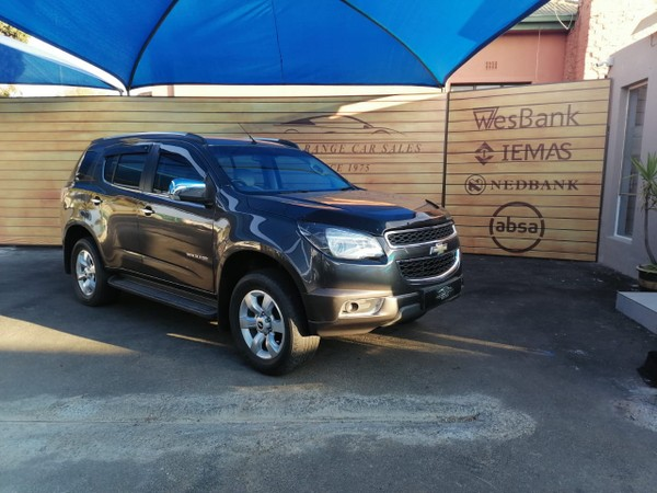 2013 Chevrolet Trailblazer 3.6 4x4 At  Gauteng Rosettenville_0