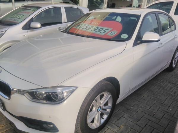 2019 BMW 3 Series 318i Auto Eastern Cape East London_0