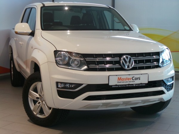 2018 Volkswagen Amarok 2.0 BiTDi Highline 132kW 4Motion Auto Double Cab  Western Cape Parow_0