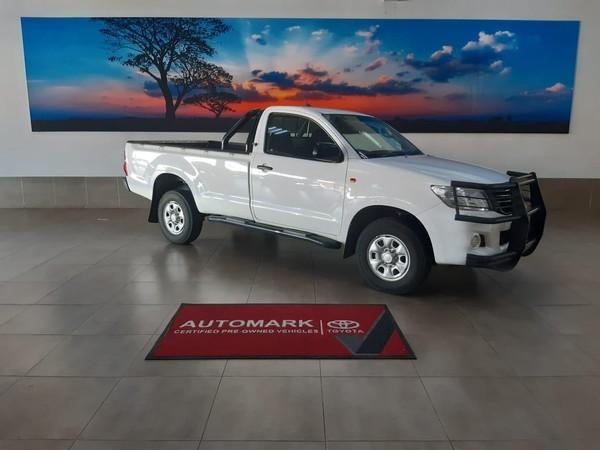 2015 Toyota Hilux 2.5 D-4d Srx Rb Pu Sc  Limpopo Naboomspruit_0