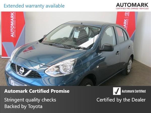 2019 Nissan Micra 1.2 Active Visia Northern Cape Kimberley_0