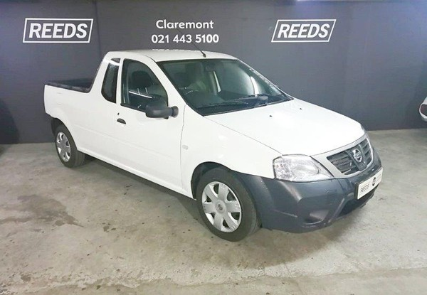 2016 Nissan NP200 1.6  Ac Safety Pack Pu Sc  Western Cape Goodwood_0