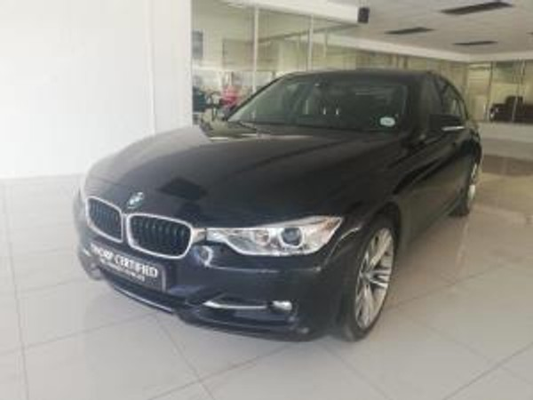 2015 BMW 3 Series 320i Sport Line At f30  Western Cape Cape Town_0