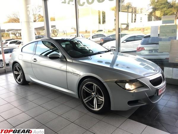 2009 BMW M6 e64  Gauteng Bryanston_0