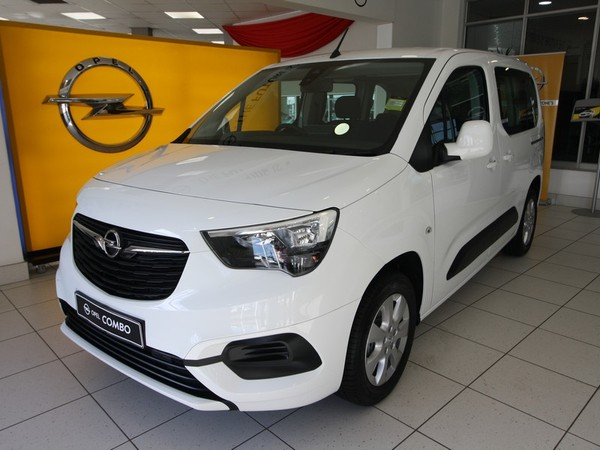 2020 Opel Combo Life Enjoy 1.6TD FC PV Eastern Cape Port Elizabeth_0