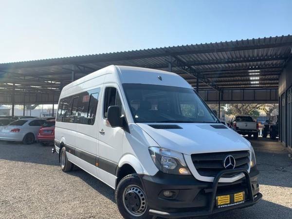 2016 Mercedes-Benz Sprinter 515 CDI HI-Roof 4X4 FC PV Gauteng Vereeniging_0