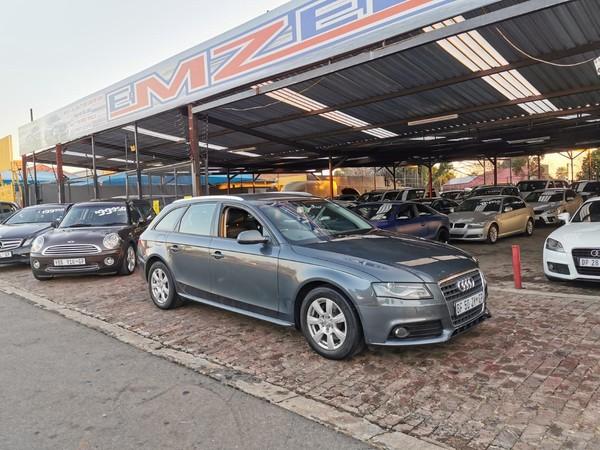 2011 Audi A4 1.8t Avant Ambition Multi b8  Gauteng Benoni_0